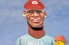 Why always me? Huge Mario Balotelli effigy to be burned on Bonfire Night