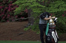 How difficult is Augusta? 'You're playing against history and ghosts of times past'