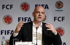 New Fifa president dragged into corruption scandal by Panama Papers - reports