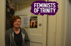 This Trinity student's powerful Facebook post about feminism has gone viral