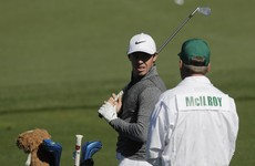 McIlroy planning to conquer Augusta with 'aggressive' approach