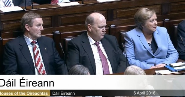 Enda Kenny and Micheál Martin lose vote to become next Taoiseach