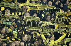 Dortmund to host memorable rendition of 'You'll Never Walk Alone'