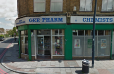 Only Irish people will find this London pharmacy's name funny