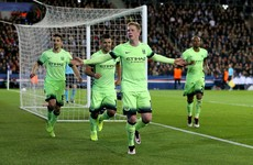 As it happened: Paris Saint-Germain v Manchester City, Champions League