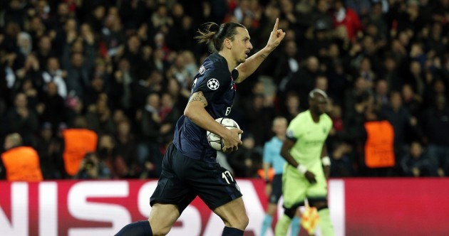 Catastrophic Man City defensive mix-up gifts Zlatan equaliser