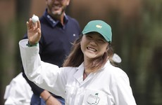 Records tumble as 9 aces get sucked in at The Masters Par 3 contest