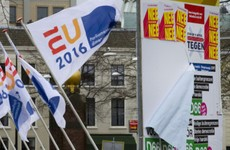 Dutch voters have sent out a strong anti-EU message to the world