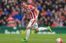 Freak accident could rob Glenn Whelan of 100% Premier League record