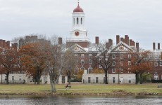 Economics students walkout of Harvard to join Occupy movement