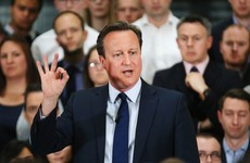 David Cameron admits he DID benefit from his father's offshore accounts