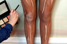 'Leg contouring' is now a thing on Instagram