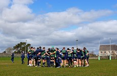 Training ground injury forces Lam to rethink his Connacht team for Grenoble