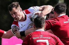 Ulster's over-age winger and more in our sporting tweets of the week
