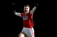 Cork's match winner against Kerry had extra reason to celebrate after 2015 disappointment