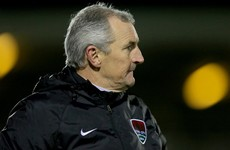 Magnificent goalkeeping display frustrates City but super-sub O'Sullivan ensures Leeside stalemate