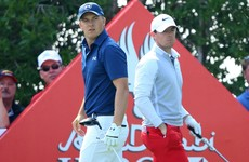 Excited Spieth 'idolised' Masters partner McIlroy