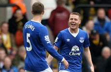 James McCarthy's first goal in a year cancelled out as pressure grows on Martinez