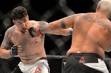 Two-time UFC champion Mir denies doping violation