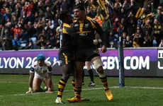 Charles Piutau's last-gasp try gives Wasps dramatic quarter-final win over Chiefs
