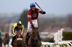 33/1 shot Rule The World claims victory in the Grand National
