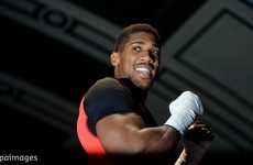 Anthony Joshua: The man who would be king