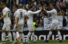 Another day, another record - Ronaldo makes history as Real Madrid thrash Eibar