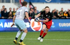 Ashton splashes to swing tight contest for Saracens against Saints