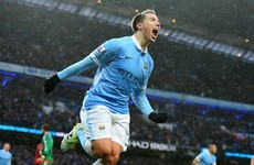 Nasri shows Man City what they've been missing with winner to boost top-four push