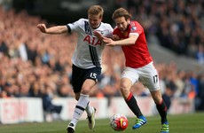 As it happened: Tottenham v Man United, Liverpool v Stoke - Premier League match tracker