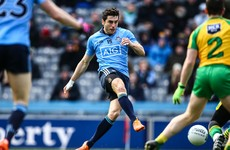 Dublin's four-in-a-row league bid still on track after 10-point win over Donegal