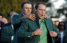 Danny Willett wins the Masters after sensational Spieth meltdown