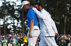 'Buddy, it seems like we're collapsing' - Spieth hurting after Masters meltdown
