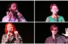 We crammed into a Dublin basement for a poetry 'slam' - here's what happened