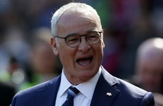 No longer seen as a reject, now Ranieri is centre of attention in Italy