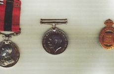 Appeal after World War One medals stolen during robbery