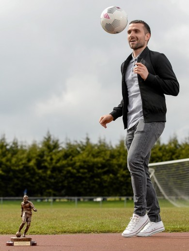 'It is starting to click for us' - Christy Fagan wins March Player of the Month award