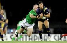 As it happened: Australia v Ireland in the International Rules