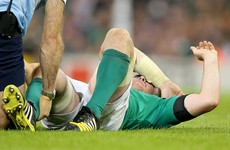 O'Mahony emerges as major doubt for Ireland's tour to South Africa