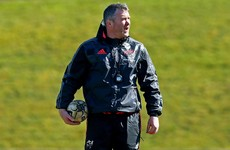 Foley wants Munster director of rugby who 'has his own opinions'