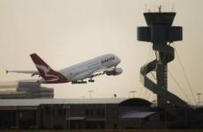 Qantas flight makes emergency landing after engine trouble