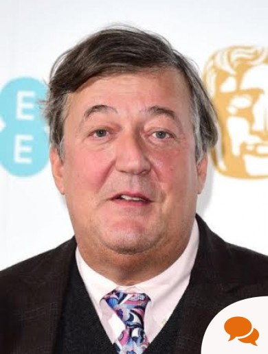 Abuse victims too sensitive? Get a grip, Stephen Fry