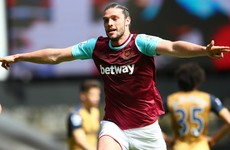 'I am unplayable' - West Ham striker Andy Carroll is feeling confident