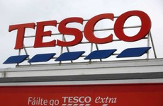 Tesco sales in Ireland are turning positive for the first time since 2012