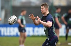 4 uncapped players named in Ireland's 44-man squad for 1-day training camp