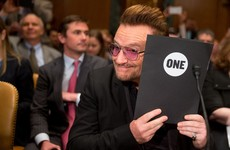 Bono said Amy Schumer and Chris Rock should be sent to fight ISIS, and Ireland is cringing