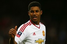 Rashford the hero as Van Gaal's side secure trip to Wembley