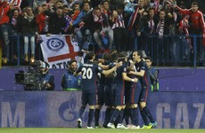 Atletico stun Barcelona to secure Champions League semi-final spot