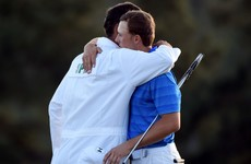 'Don't feel sorry or sad' for Spieth, insists caddie