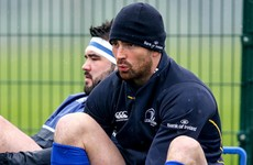 Leinster welcome back Rob Kearney as Cullen makes wholesale changes